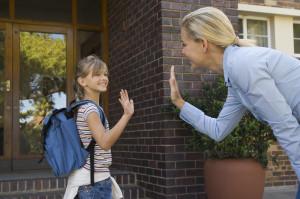Consejos para organizarse cuando los niños van al colegio