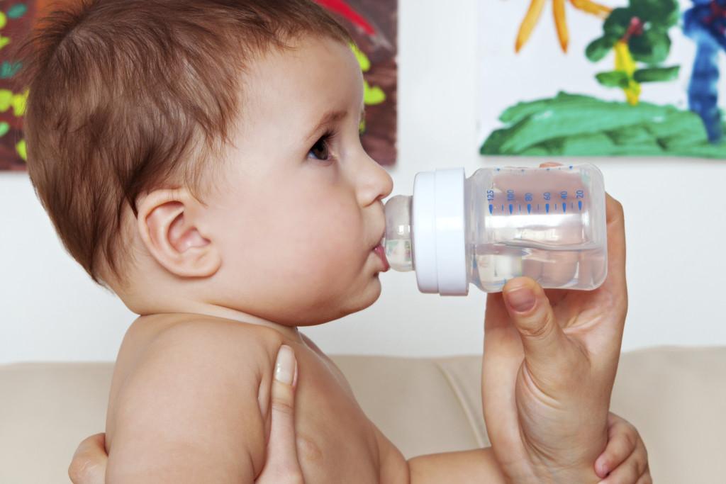 Fórmales el hábito de tomar agua