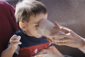 5 síntomas de deshidratación en los bebés