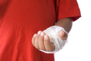 Primeros auxilios para un niño 'antes de llegar al médico'