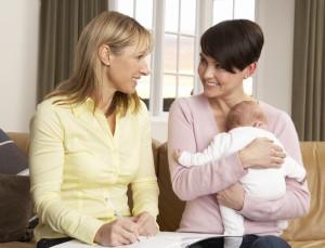7 motivos para no visitar al recién nacido