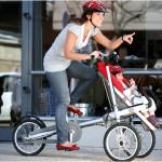 Taga Bike, la bici carriola