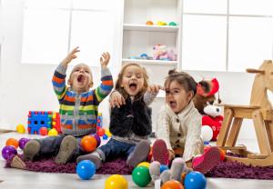 Niños que van a guarderías se enferman menos cuando crecen