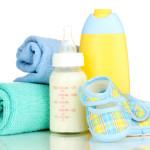 Lista con todo lo que necesitas para el bebé