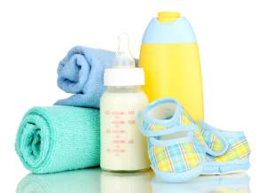 Los artículos que necesitas para recibir al bebé ¿Listo?