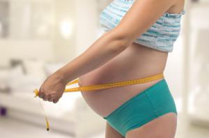¿Cuánto peso aumentar en el embarazo?