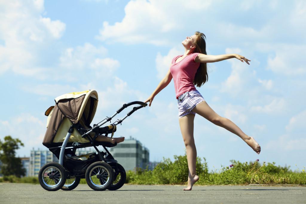 Cómo recuperar tu figura después de dar a luz