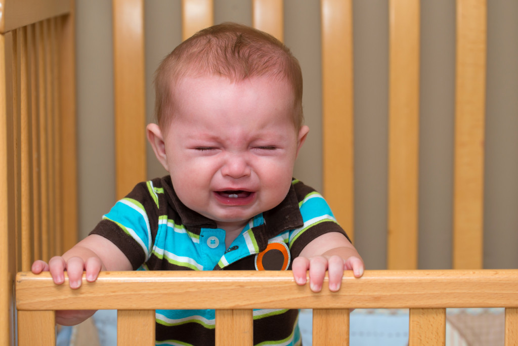 Por qué no debes dejarlo llorar hasta el agotamiento