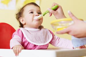 Congela la comida del bebé de manera segura