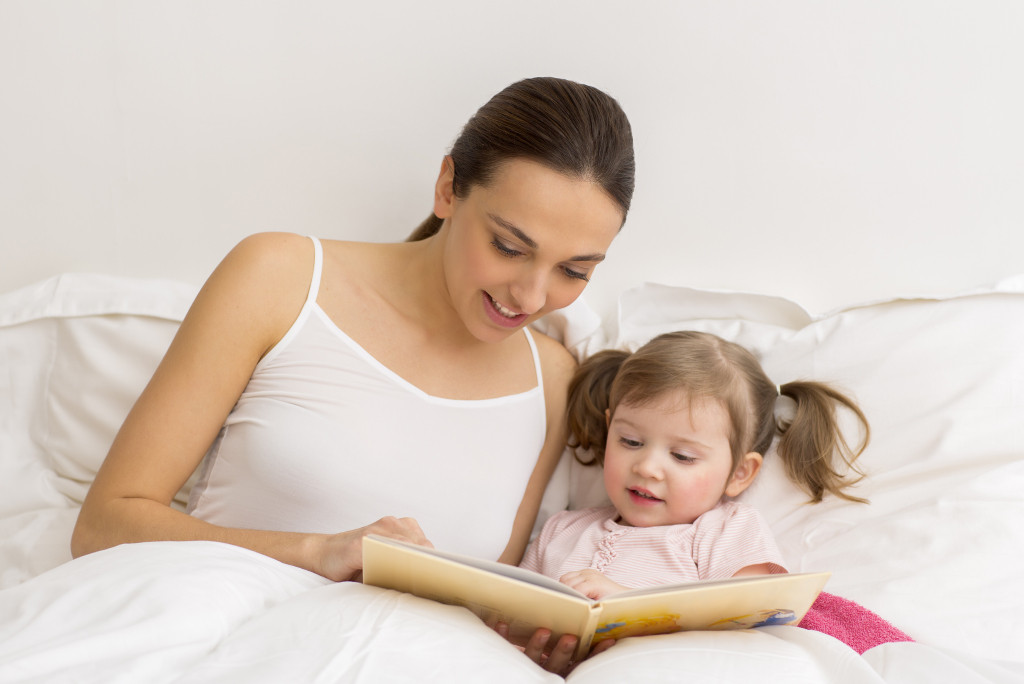 Esto es lo que la lectura logra en los niños