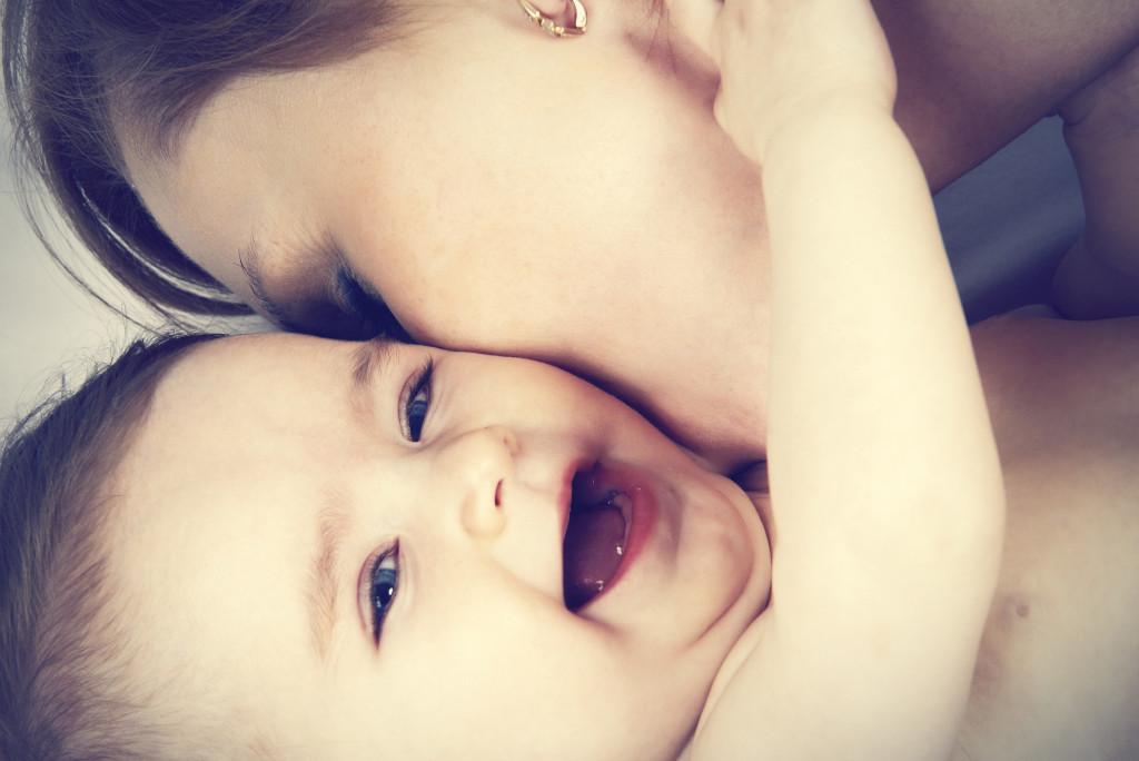 Ideas para divertirte con tu bebé