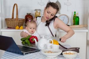 3 prejuicios a los que se enfrenta una mamá de tiempo completo