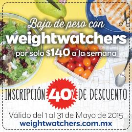 Cupon Weightwatchers