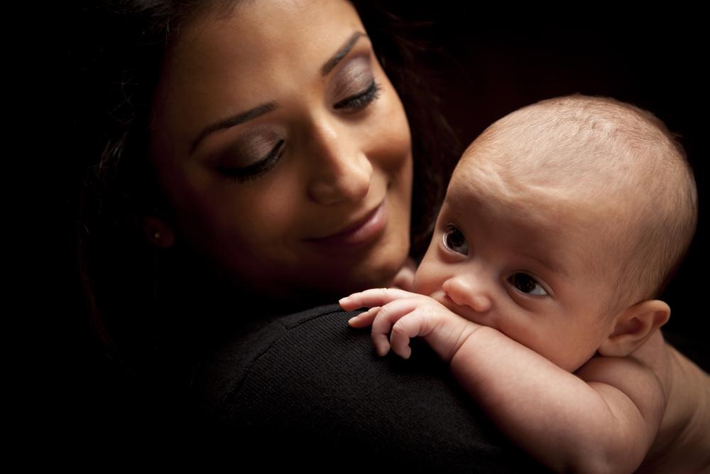 Disfruta cada momento con tu bebé, uno no nace sabiendo ser madre, uno aprende con sus propios hijos - Jessy Torres Caycho