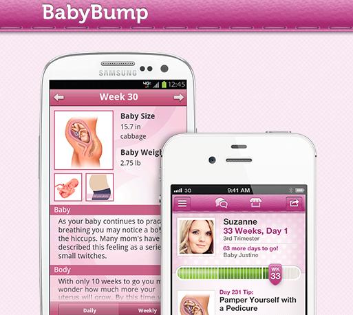 5 top pregnancy apps