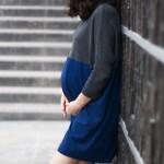 Hazlo tú misma: Vestido de maternidad