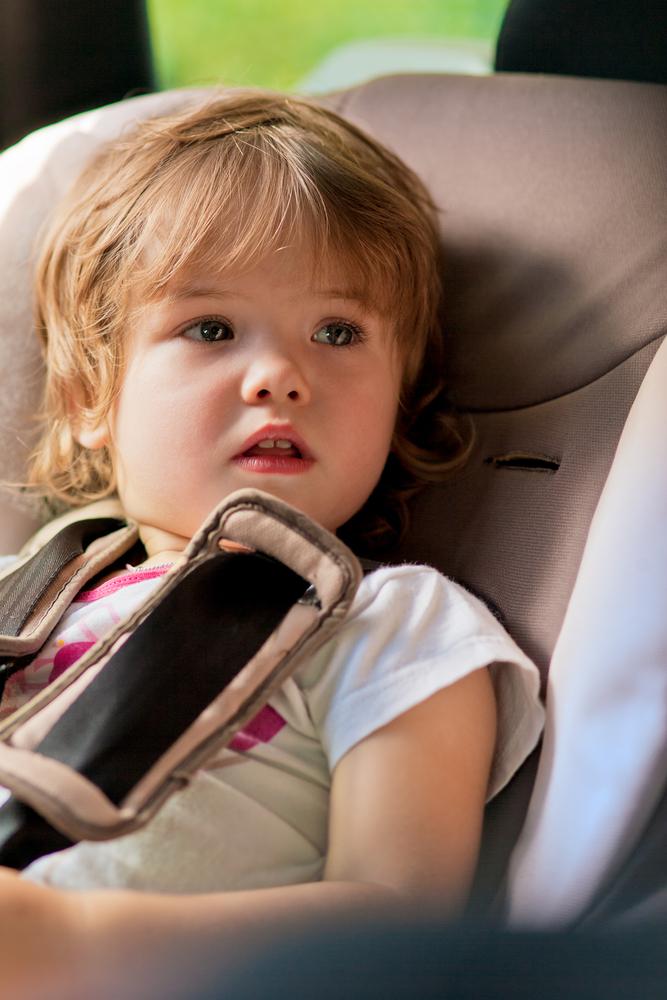 La sillita de coche de tu bebé, ¿tiene fecha de caducidad?