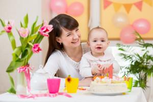 El cumpleaños #1 de mi bebé: ¿hago fiesta?