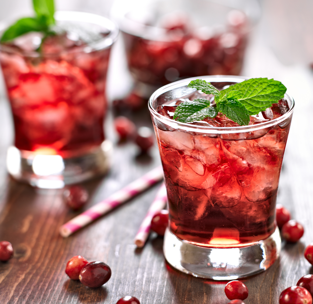 Mocktails, punches, teas and shrubs cover image
