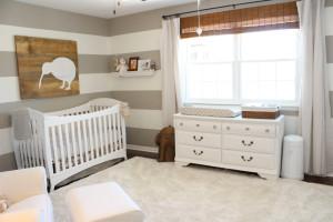 El cuarto del bebé paso a paso