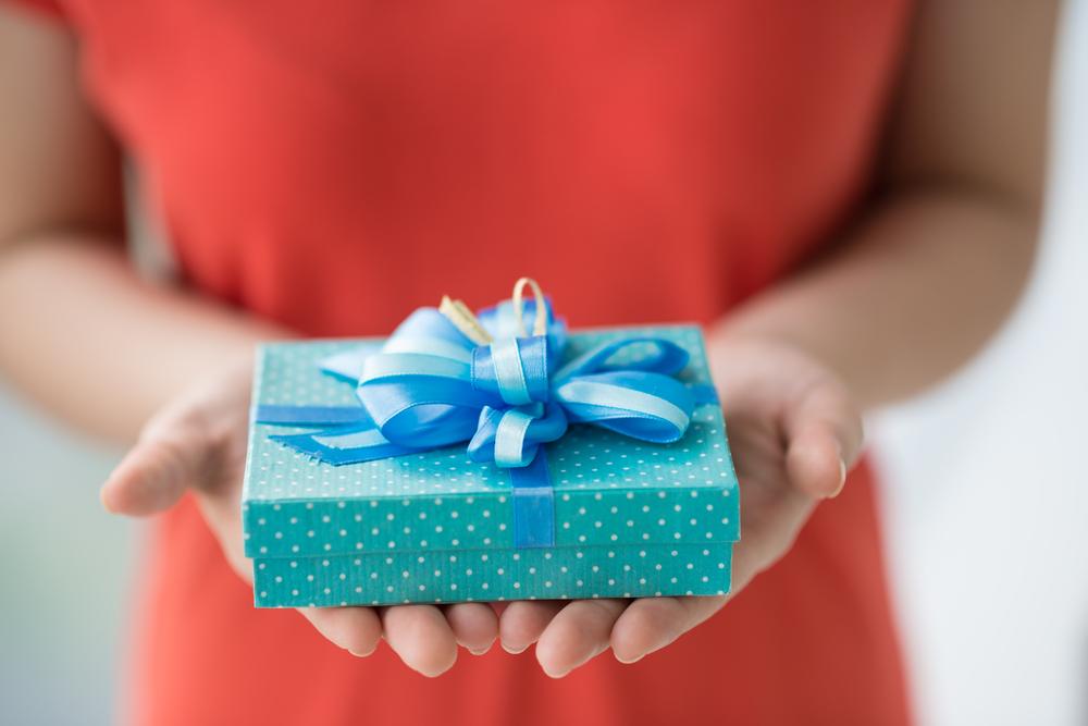Дарите ли друг другу подарки 834