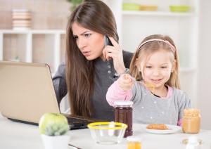 Lo inconcebible: soy mamá trabajadora por gusto