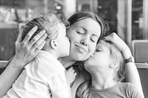 3 formas en las que les demuesto amor a mis hijos