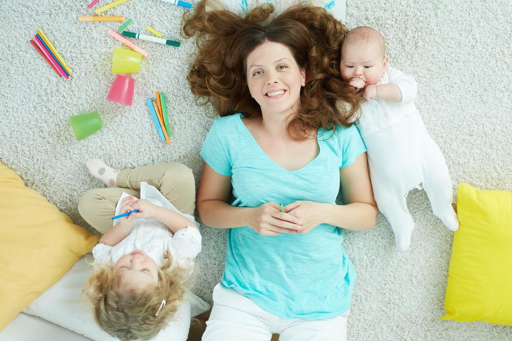 Maternidad relajada