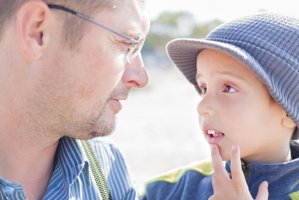7 consejos si tu hijo tartamudea
