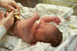 Cuidados inmediatos del recién nacido