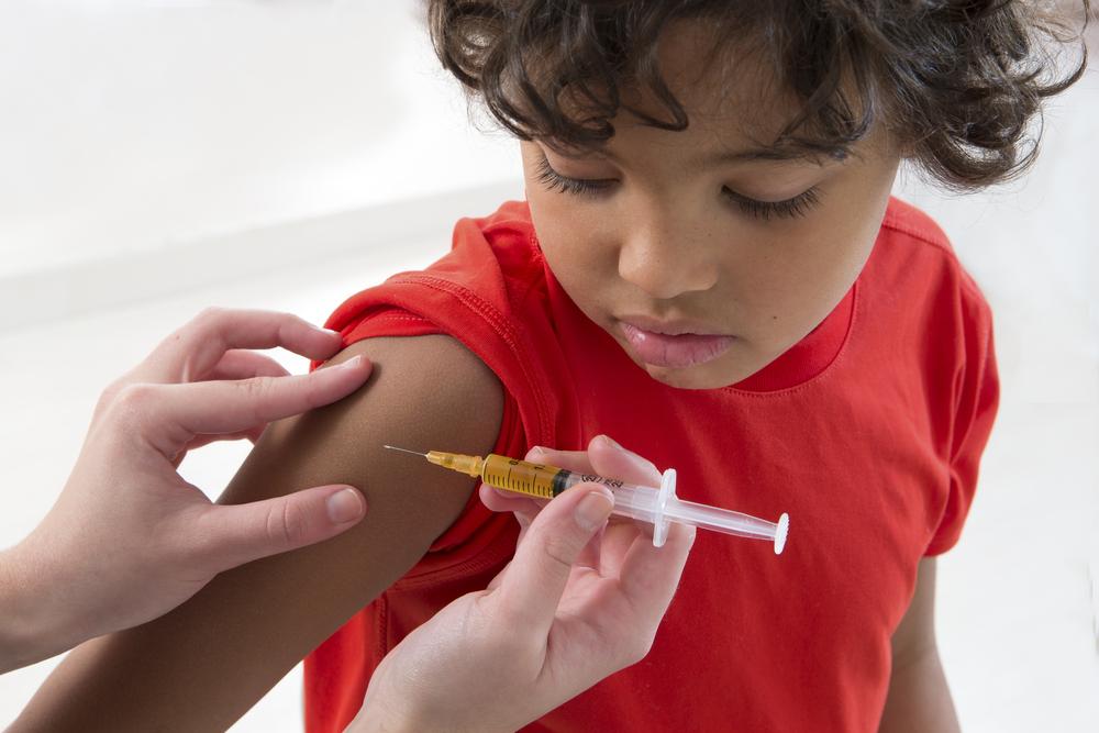 Immunization Schedule for Baby's First Year