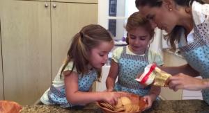 Cocinando con tus hijos: pie de limón (sin horno)