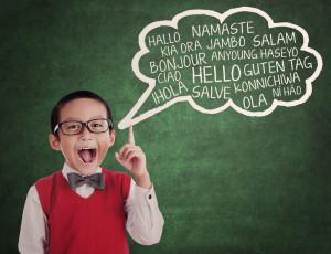 Es importante que aprendan otro idioma desde muy pequeños