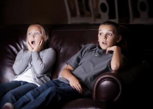 Cómo le afectan los programas de TV a tu hijo