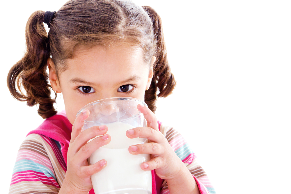 Alergia a la proteína de la leche en niños y bebés