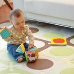 ¿Manta de juegos o alfombra de foam?
