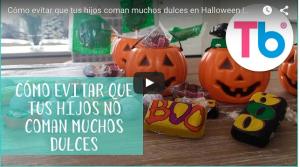 Cómo evitar que tus hijos coman muchos dulces en Halloween