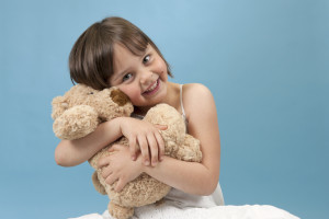 October 14 is National Bring Your Teddy Bear to Work/School Day