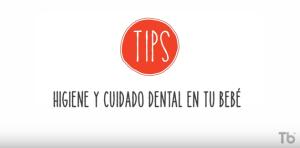 5 tips para la salud dental de tu bebé