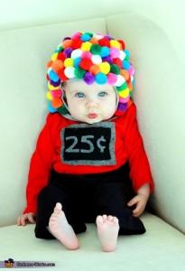 13 disfraces divertidos para tu bebé