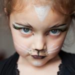 Ideas de maquillaje para niños en Halloween
