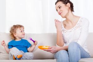 Evita los problemas a la hora de darle de comer