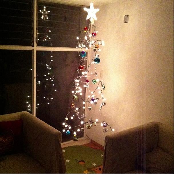 5 rboles de Navidad diferentes
