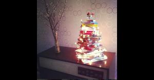 5 árboles de Navidad diferentes