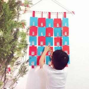 Hazlo tú misma: Calendario de adviento para niños