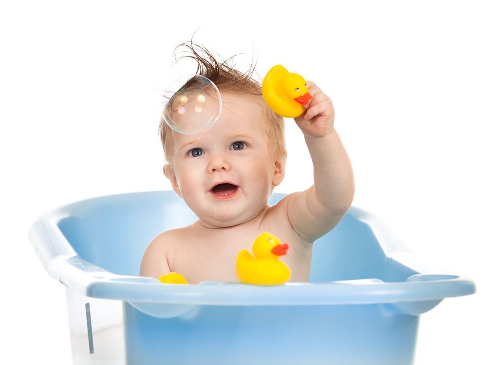 El ritual del baño es mucho más que un hábito de limpieza