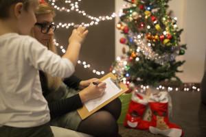 Carta a Santa Claus de parte de una madre desesperada