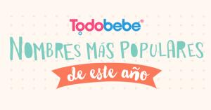 Los nombres más populares del 2015 es español