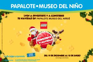 Construye tu Navidad con Lego
