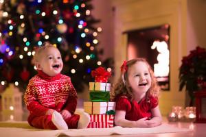 8 cosas que ayudarán a disfrutar al máximo de la Navidad con un niño de dos años